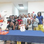 Stevons signs on for college basketball