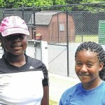 HOLLA! tennis players win camp scholarships
