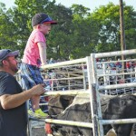 Annual Lilesville rodeo draws a crowd