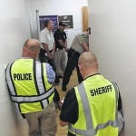 Lockhart-Taylor Center hosts active shooter drill