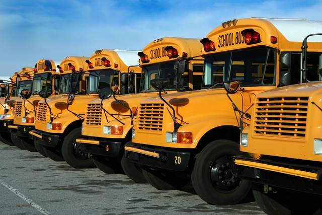 Sheriff offers school bus safety tips