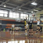 Volleyball teams continue winning streak