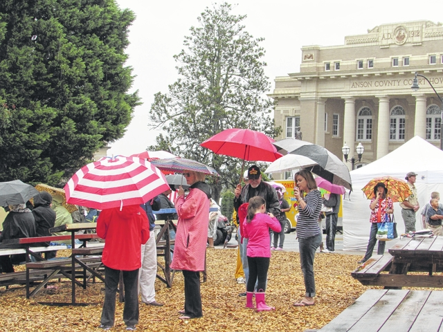 Rain washes out 30th PeopleFest