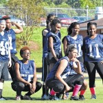 Anson High hosts first Powderpuff game in years