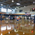 Lady Bearcats lose to Marvin Ridge