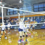 Volleyball's winning ways return