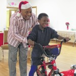 Wadesboro church gives kids an early Christmas