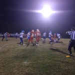 Marvin Ridge mauls JV Bearcats