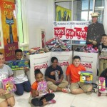 Peachland-Polkton pitches in to help Toys for Tots