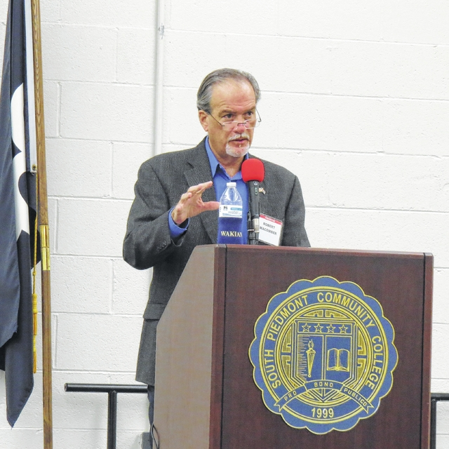 Writers' conference draws crowd