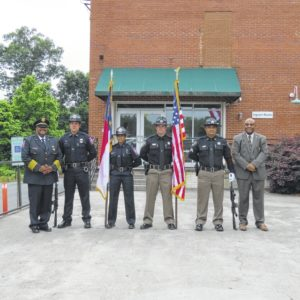 Anson County sheriff: 'Some gave all'