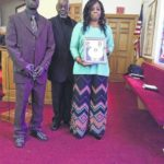 Rorie adopted into Singleton family