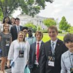 Wadesboro teen wins trip, tours D.C.