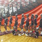 Wadesboro Trojans cheerleaders place in competition