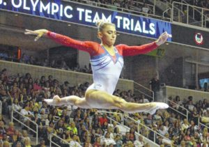 Ashton Locklear gets to live out a lifelong dream