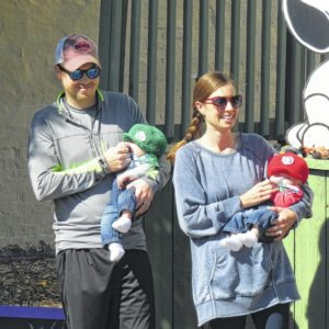 Wadesboro fall festival mixes candy, costumes and science