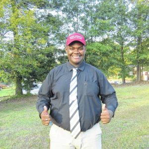 Anson County teen Trump supporter talks race, foreign policy, youth involvement