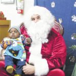 Anson Record collects kids' letters to Santa, holiday art