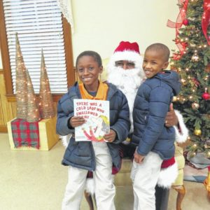 Letters to Santa due at Anson Record on Dec. 7