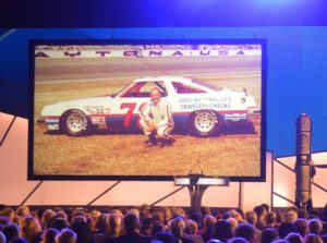 Benny Parsons forever remembered as he's inducted into NASCAR Hall of Fame