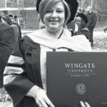 Beachum, formerly of Wadesboro, earns doctorate from Wingate University