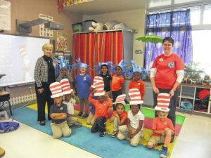 Peachland-Polkton Elementary School celebrates Read Across America