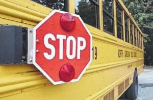 Superintendent: Lilesville Elementary students OK after bus wreck