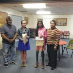Anson VFW contest winners announced