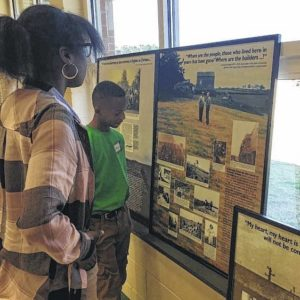 """Anson County sixth-graders learn about holocaust, see the play """"Etty"""""""