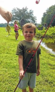 Pee Dee Wildlife Refuge hosts Youth Fishing Day on Saturday, April 22